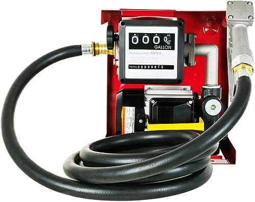 discount DuroStar DSTP15-AC 110-Volt 16-Gpm Cast Iron lowest Fuel online Transfer Pump outlet sale