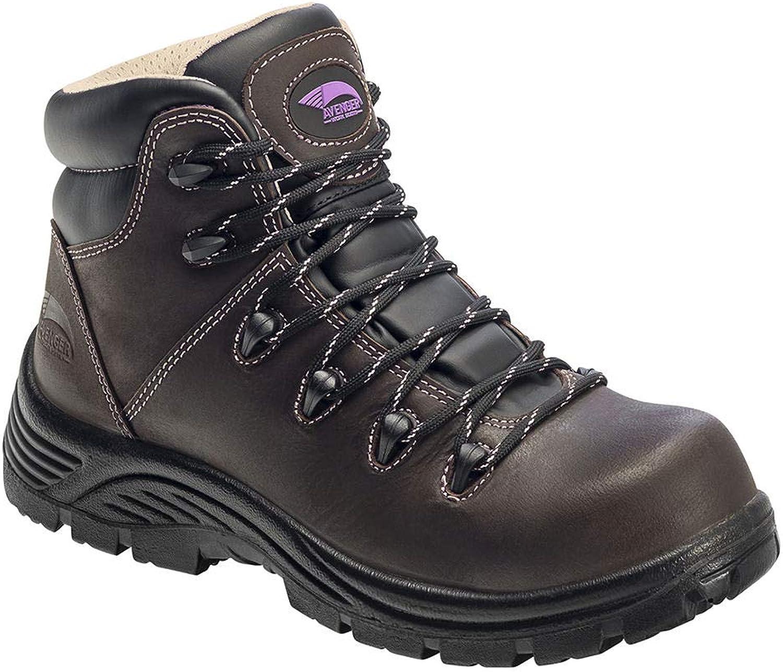 Framer MID Brown CT WP PR INS - Footwear  Women's Footwear  Women's Work Boots