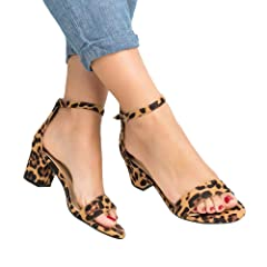 5a9b06c876e Liyuandian Womens Ankle Strap Single Band Sandal Open Toe Low .