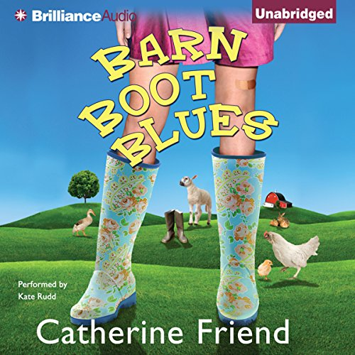 Barn Boot Blues audiobook cover art