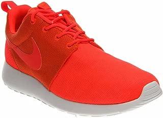 Nike Men's Roshe Run Bright Crimson/Crimson-Team Orange Ankle-High Running Shoe - 13M