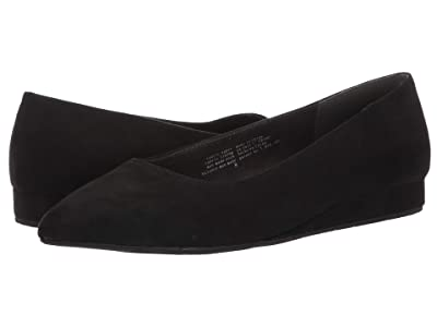 Seychelles BC Footwear by Seychelles Role Model (Black Suede) Women