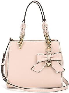 Michael Kors Cynthia Small Convertible Satchel - Soft Pink