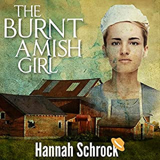 The Burnt Amish Girl cover art