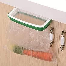 LuffyBin-Useful Garbage Bag Storage Holder Rack Hanging Cupboard Cabinet Stander Rubbish - Baskets Display Washer Labels Ceiling Steel Separator Garage Under Sink Small Refrigerator N