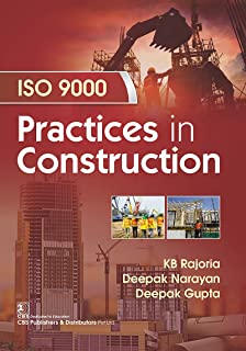 ISO 900 Practices in Construction