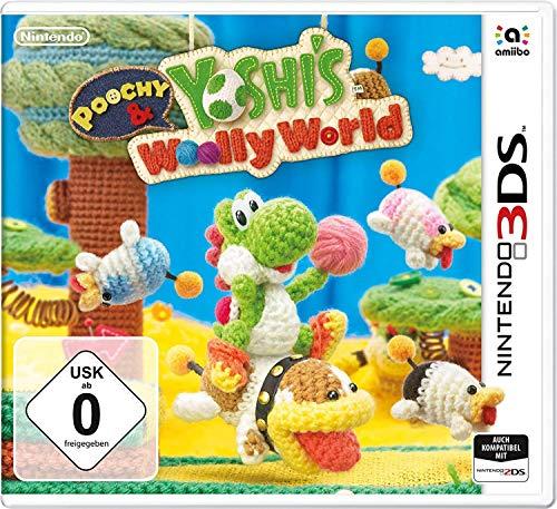 Poochy & Yoshi's Woolly World [Importación Alemana]