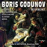 Boris Godunov, Act IV, Scene 2: 'Schad, Schujskij fehlt im Rate' (Chor, Shuisky, Boris)