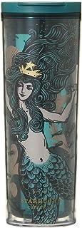 STARBUCKS スターバックス スタバ タンブラー アニバーサリー2019タンブラーサイレン473ml 食器 女神 人魚 セイレーン セイレン anniversary 海 金 ゴールド 緑 グリーン シアン 水筒