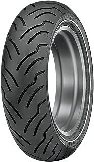 Dunlop American Elite Whitewall Rear Tire (Narrow Whitewall / MU85B16)