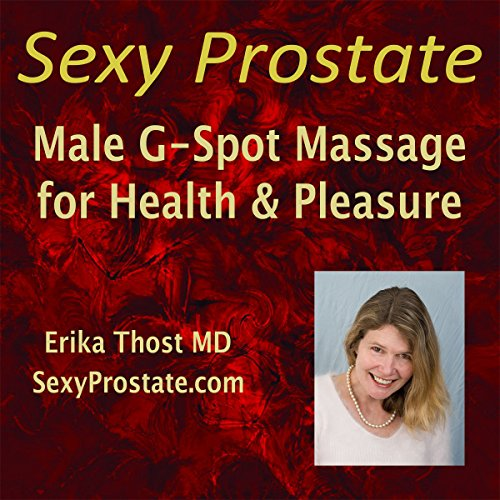 Sexy Prostate audiobook cover art