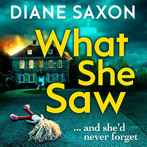 Couverture de What She Saw