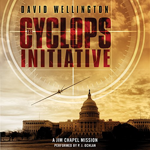 The Cyclops Initiative audiobook cover art