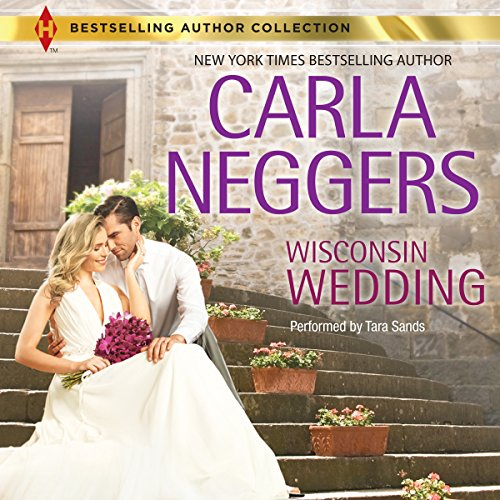 Wisconsin Wedding audiobook cover art