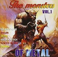Monsters of Metal 1