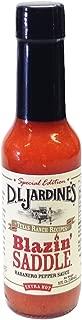 D.L. Jardines Blazin' Saddle Habanero XXX Hot Sauce 5 oz(Pack of 6)
