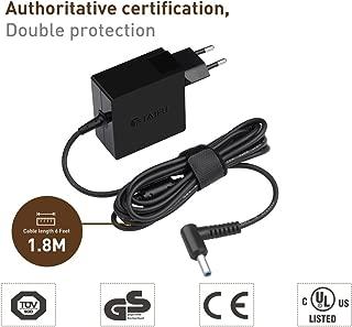 TAIFU 19,5V 2,31A Cargador Portatil Adaptador compatible con HP 250 G7 G6 G5 G4 255 G6 HP Spectre X360 G1 G2 13-AE004NA HP Elitebook 1030 G2 1040 G1 G2 G3 840 G3 G4 HP Stream 14-ax000na HP 15-da0038na