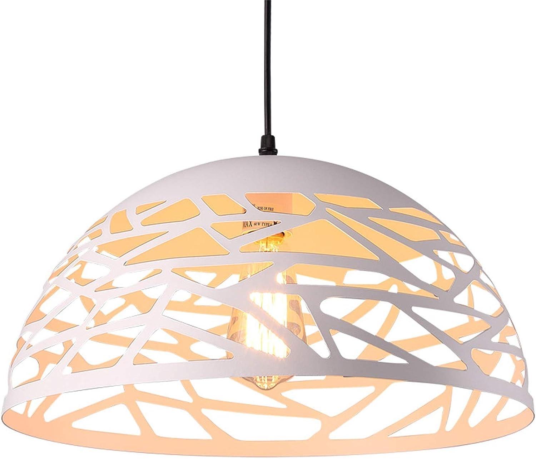 Moderne minimalistische verstellbare hohle halbkreisfrmige schmiedeeiserne Pendelleuchte Restaurant Schlafzimmer kreative Persnlichkeit dekorative Deckenleuchte Bar Restaurant Thema Leuchte Kronleuc