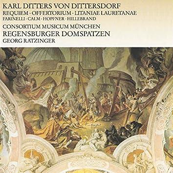 Ditters von Dittersdorf: Requiem - Offertorium - Litaniae Lauretanae