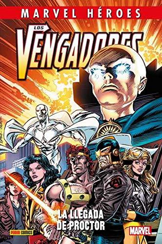 Los Vengadores 5. La lleg