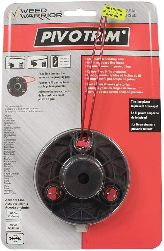 Stens 385-897 X3 excellence Trimmer Raleigh Mall Black Head