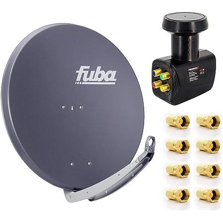 Fuba Digital Sat Anlage Daa 850 A Satellitenschüssel Elektronik