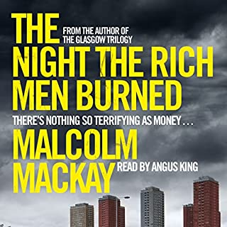 The Night the Rich Men Burned cover art
