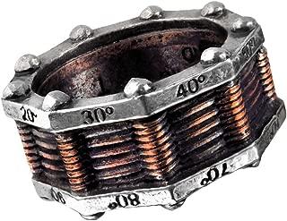 Hi Voltage Generator Steampunk Ring size 11
