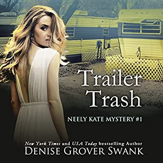 Trailer Trash audiobook cover art