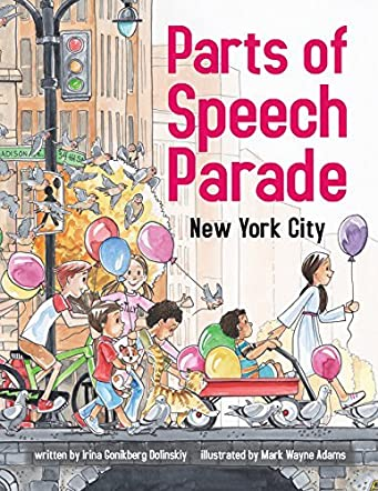Parts of Speech Parade