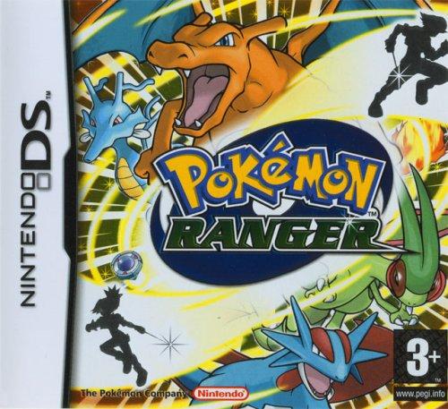 petit un compact Pokémon Ranger