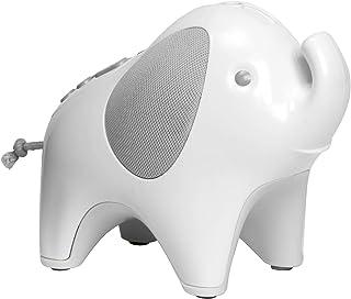 Skip Hop Baby Sound Machine: Moonlight & Melodies Nightlight Soother, Elephant