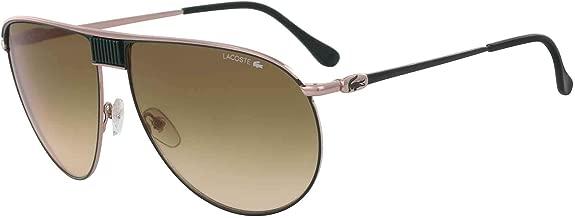 لاكوست نظارة شمسية نمط مربع للجنسين , L199S 315