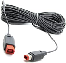 StyleZ Sensor Bar Extension Cable 30ft for Wii & Wii U