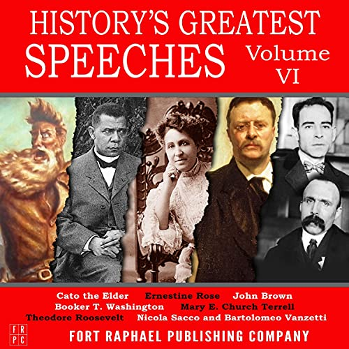 『History's Greatest Speeches, Volume VI』のカバーアート