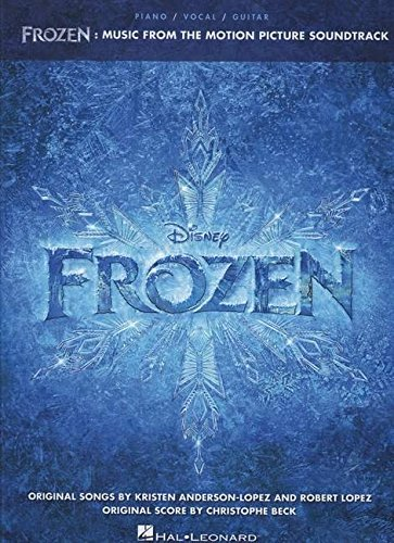 Compare Textbook Prices for Frozen: Music from the Motion Picture Soundtrack Piano, Vocal, Guitar Songbook 1 Edition ISBN 0787721906353 by Hal Leonard Corp.