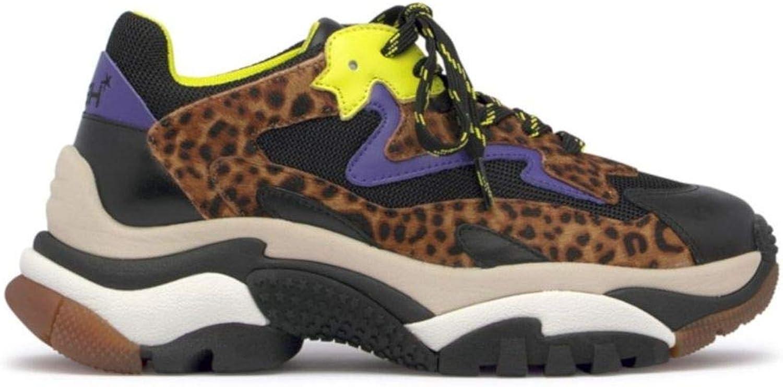 ASH Addict DamenTurnschuhe aus aus Leopardenmuster - ADDICT05  befasst sich mit Verkauf