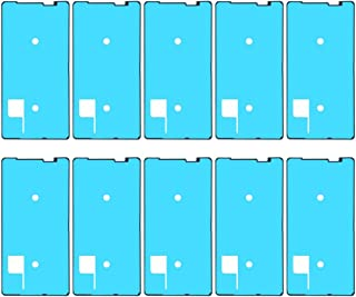 Cell Phone Accessory 10 PCS Front Housing Adhesive for Sony Xperia XZ2 Premium