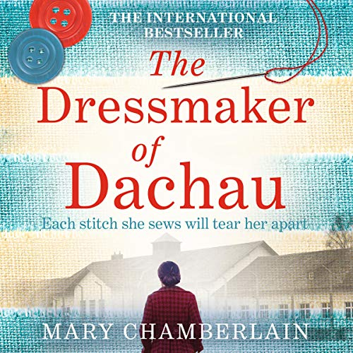 The Dressmaker of Dachau cover art