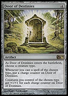 Magic: The Gathering - Door of Destinies (208/249) - Magic 2014