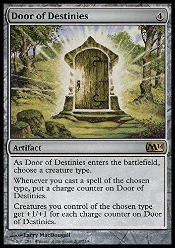 Magic The Gathering - Door of Destinies (208/249) - Magic 2014
