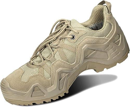 XWQXX Chaussures de randonnée Chaussures de Plein air pour Hommes et Femmes Chaussures d'hiver imperméables antidérapantes Chaussures de