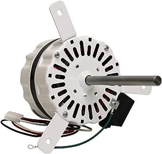 Loren Cook Vent Fan Motor 1/4 hp 1625 RPM 2 Speed 115V # 615058A