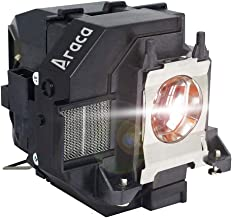 Araca ELPLP95 Projector Lamp with Housing for Epson EB-2250U /225U /225U /5530U /2245U /2155W /5510/2250 /PowerLite 2250U /2255U /5535U /2040 /2155W /2265U /2000/5510 /2245U /2065 Projector
