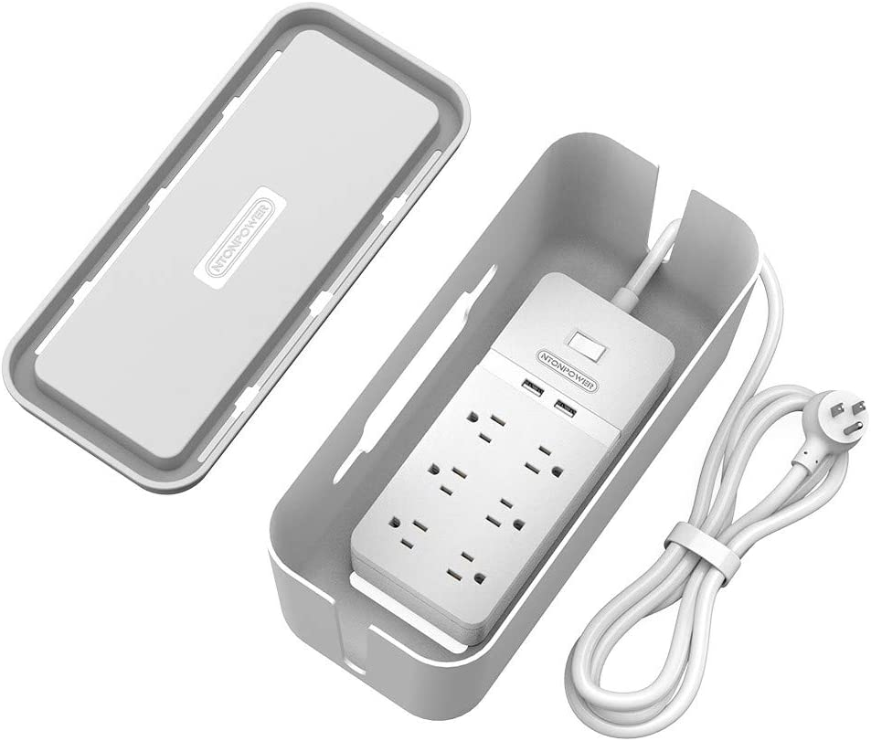 Surge Protector Phoenix Mall Power Strip with Cable Management Ultra-Cheap Deals Outlets 6 Box