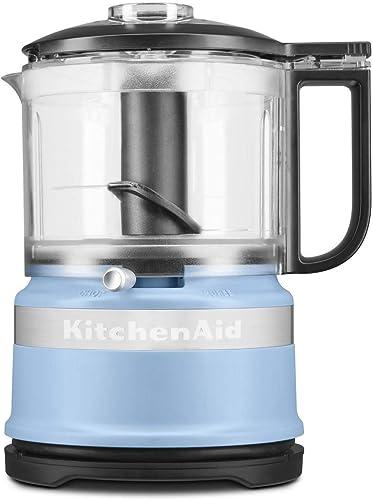 lowest KitchenAid KFC3516VB online sale 3.5 new arrival Cup Food Chopper, Blue Velvet outlet online sale