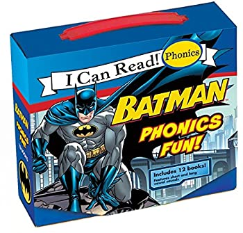 Batman Classic  Batman Phonics Fun  My First I Can Read