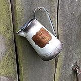 Antikas - lechera Estilo Antiguo - jarrón Decorativo decoración Vintage Mesa...
