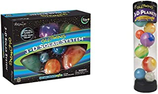 University Games Great Explorations 3-D Solar System & 3-D Planets in a Tube