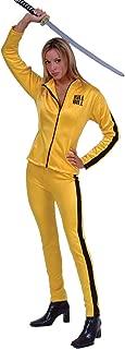 Kill Bill Costume, Size Medium 4-6